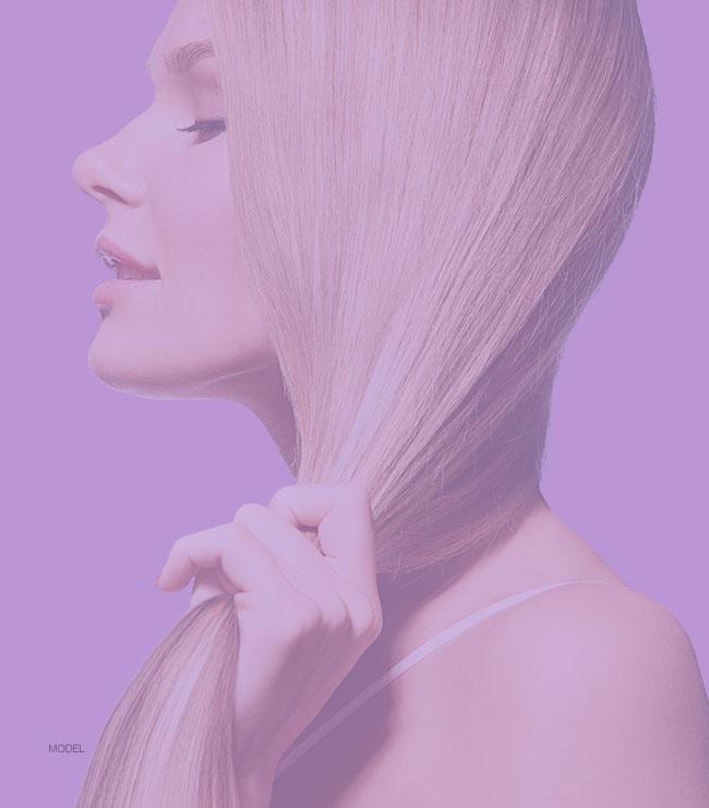 model-purple