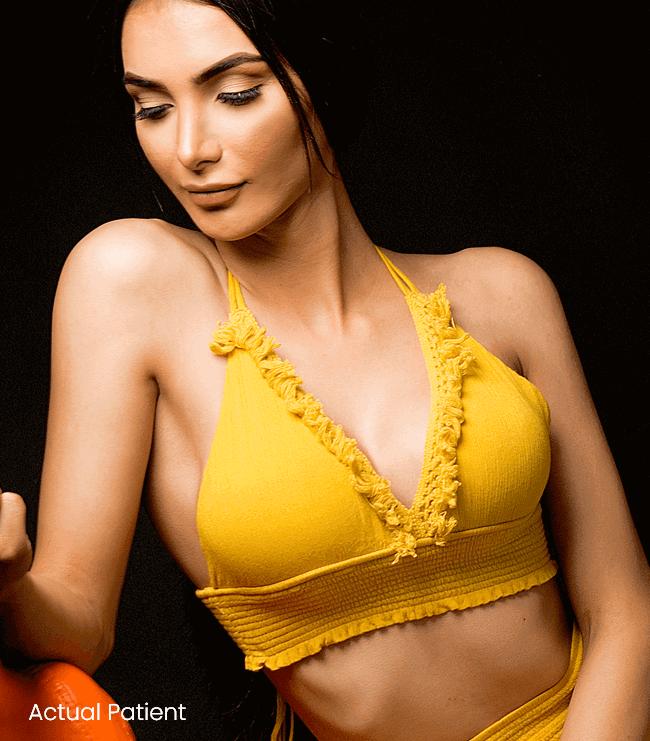 model-orange