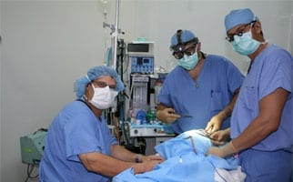 Medical Mission Cleft Lip and Palate in Honduras, 2009