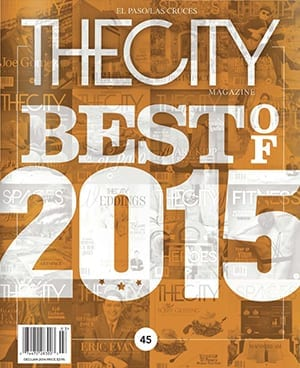 Magazine: The City Magazine El Paso/Las Cruces Best of 2015