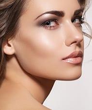 model face JUVÉDERM® Ultra Plus XC