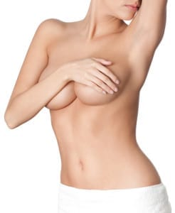 Breast Augmentation Using Fat Injections
