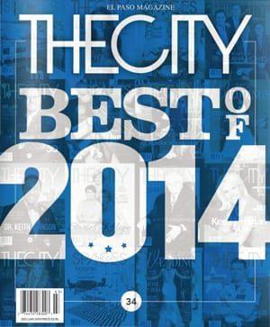 Magazine: The City Magazine El Paso/Las Cruces Best of 2014