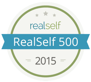 Dr. Frank Agullo Named RealSelf Top 500 for 2015