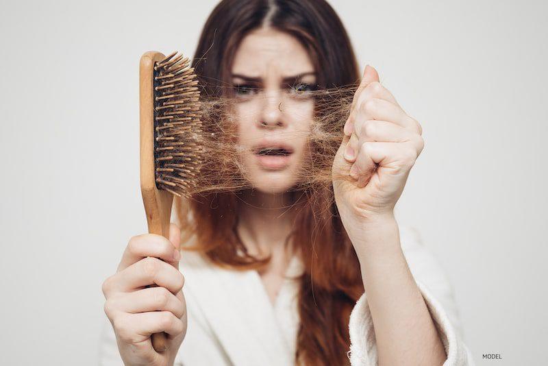 5 Ways Women Can Treat Hair Loss