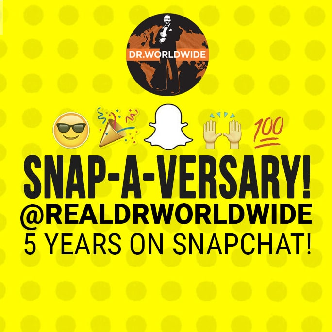 Celebrating Our 5 Year Snap-a-Versary and 1 Million Instagram Followers